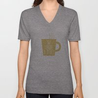 Take Comfort In Rituals.… Unisex V-Neck