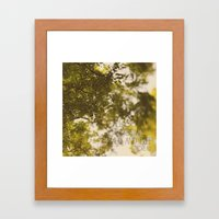 All Good Things Framed Art Print