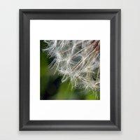 {wishing} Framed Art Print