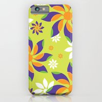 Flowerswirl iPhone 6 Slim Case