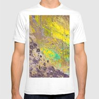 Galaxy Road Mens Fitted Tee White SMALL