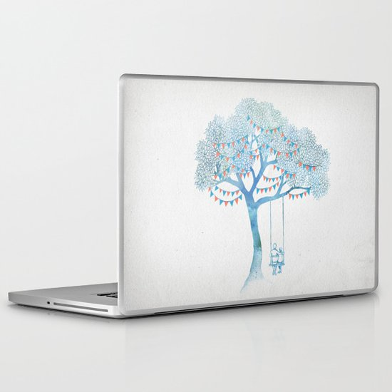 The Start of Something Laptop & iPad Skin