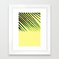 Sun is Shining Framed Art Print