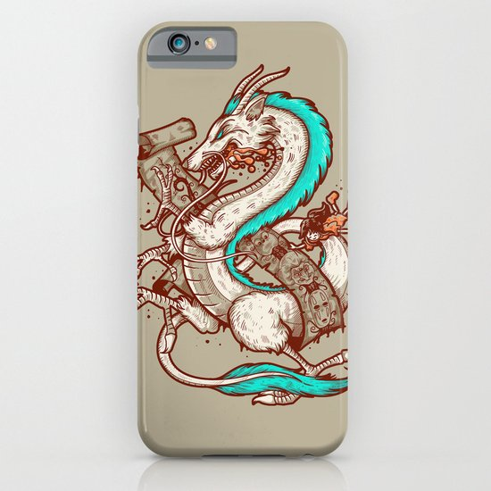 SPIRITED CREST iPhone & iPod Case