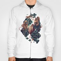 monkey temple Hoody