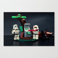 ATM Canvas Print