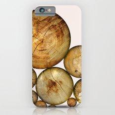 Wood Wood 1 iPhone 6 Slim Case