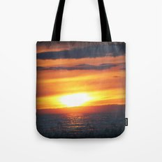UP Sunset Tote Bag