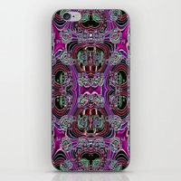 Ridged Patterns 4 A iPhone & iPod Skin