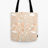 Extra Doodles Tote Bag
