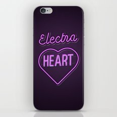 Electra Heart - Marina A… iPhone & iPod Skin