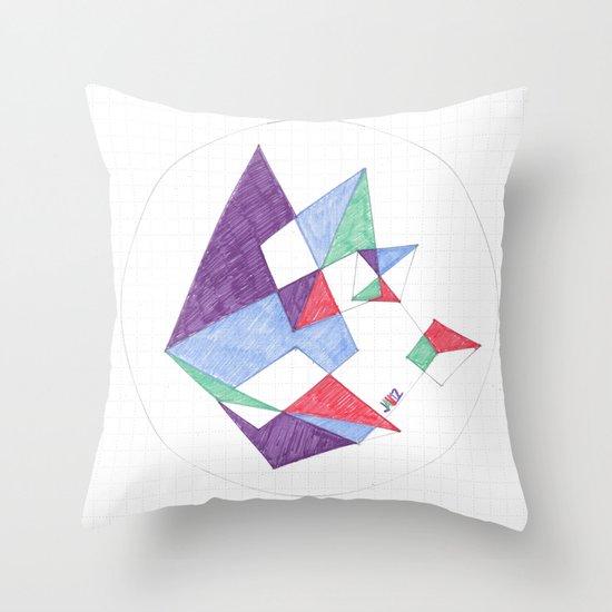 Kite-netic #1 Throw Pillow