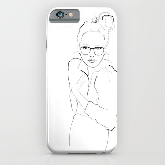 I Like Your Glasses iPhone & iPod Case
