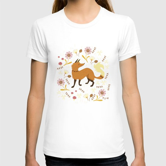Cute as a Fox T-shirt