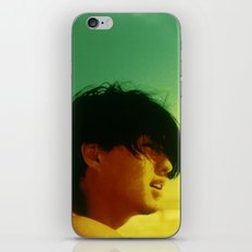 Asian Green and Yellow iPhone & iPod Skin