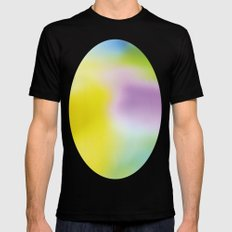 Colors Black SMALL Mens Fitted Tee