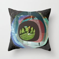 The Abstract Dream 15 Throw Pillow