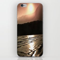 Overwhelming Waves of Sadness iPhone & iPod Skin