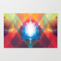 PRYSMIC Canvas Print