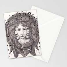 Fox Tail Sisters Stationery Cards