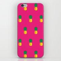 Fruit: Pineapple iPhone & iPod Skin