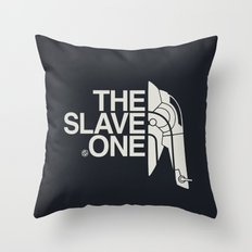 The Slave One Throw Pillow