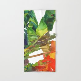 Hand & Bath Towel - Bananas leaves - takmaj