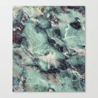 Realistic Marble  Canvas Print