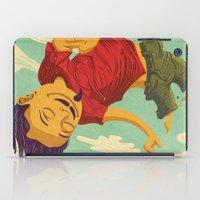 Tapete Voador iPad Case