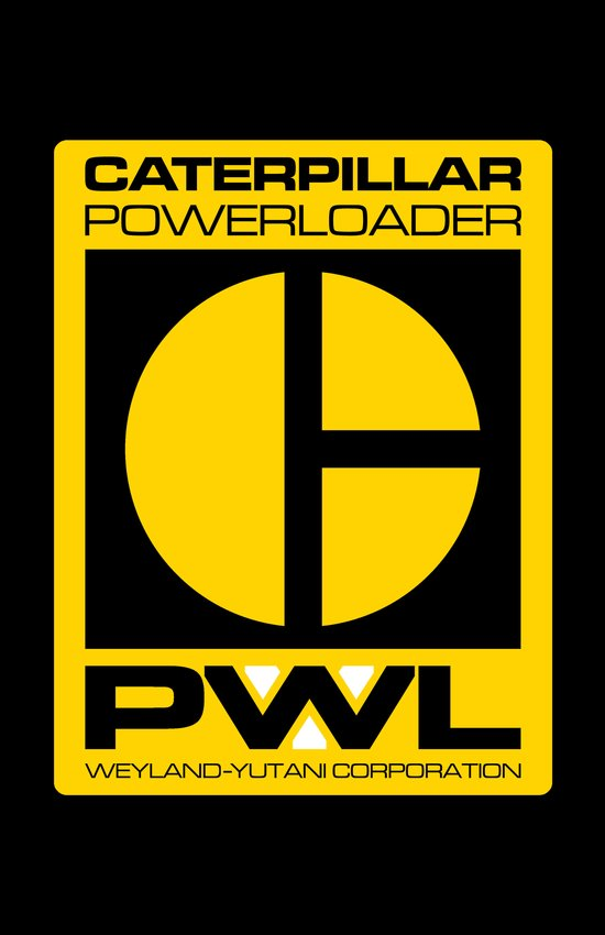 Weyland/Cat PowerLoader Art Print