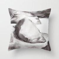 Ash Throw Pillow
