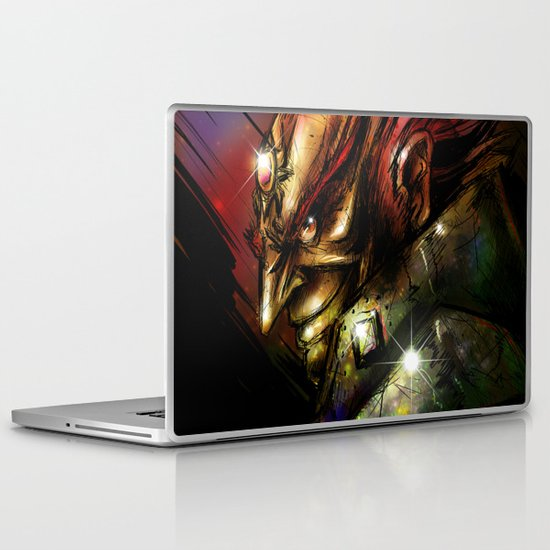 Ganondorf Laptop & iPad Skin