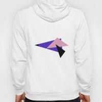 Misplaced Triangles Pastel // www.pencilmeinstationery.com Hoody