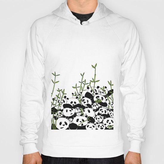 A Pandemonium of Pandas  Hoody