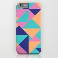 iPhone & iPod Case featuring Triangular by Matt Borchert