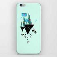 Judge Jelly iPhone & iPod Skin