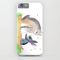 Ohana Means Family iPhone 6 Slim Case