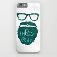 iPhone & iPod Case featuring Hipster Pride by Studio Caravan