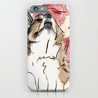 Charles Red iPhone 6 Slim Case