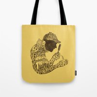 Man of Many Words Tote Bag