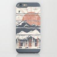Winter Pursuits... iPhone 6 Slim Case