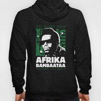 The Mighty Souls: Afrika Bambaataa Hoody