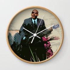 New Orleans Jazz Fest Wall Clock