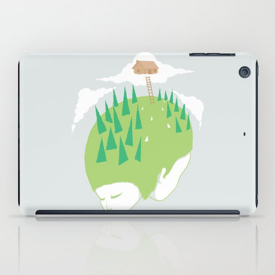 We know a place iPad Case