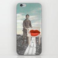 Le Fils iPhone & iPod Skin