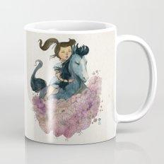 Blue Horse Year 2014 Mug
