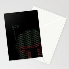Peek-a-Boba Stationery Cards