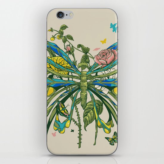 Lifeforms iPhone & iPod Skin