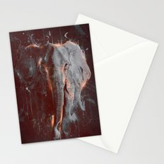 DARK ELEPHANT Stationery Cards