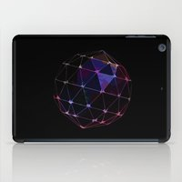 BLACKLIGHT CRYSTAL BALL iPad Case
